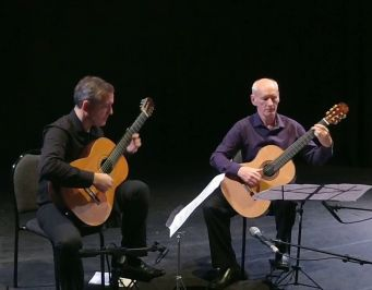 Play a piece by Gary Ryan and/or Vincent Lindsey-Clark